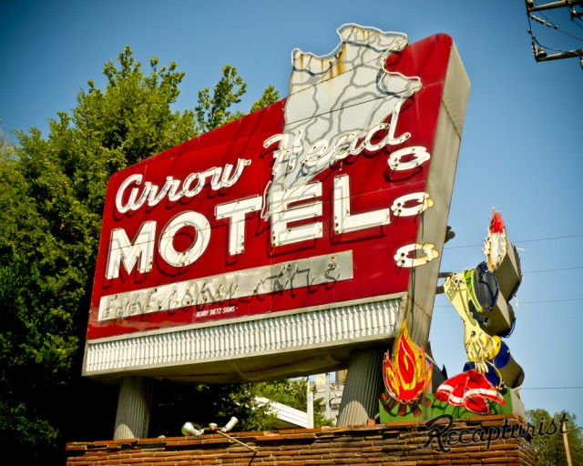 Arrow Head Motel – Columbia, MO