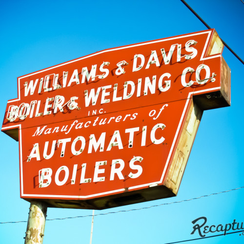 Williams & Davis Boilers (Hutchins, TX)