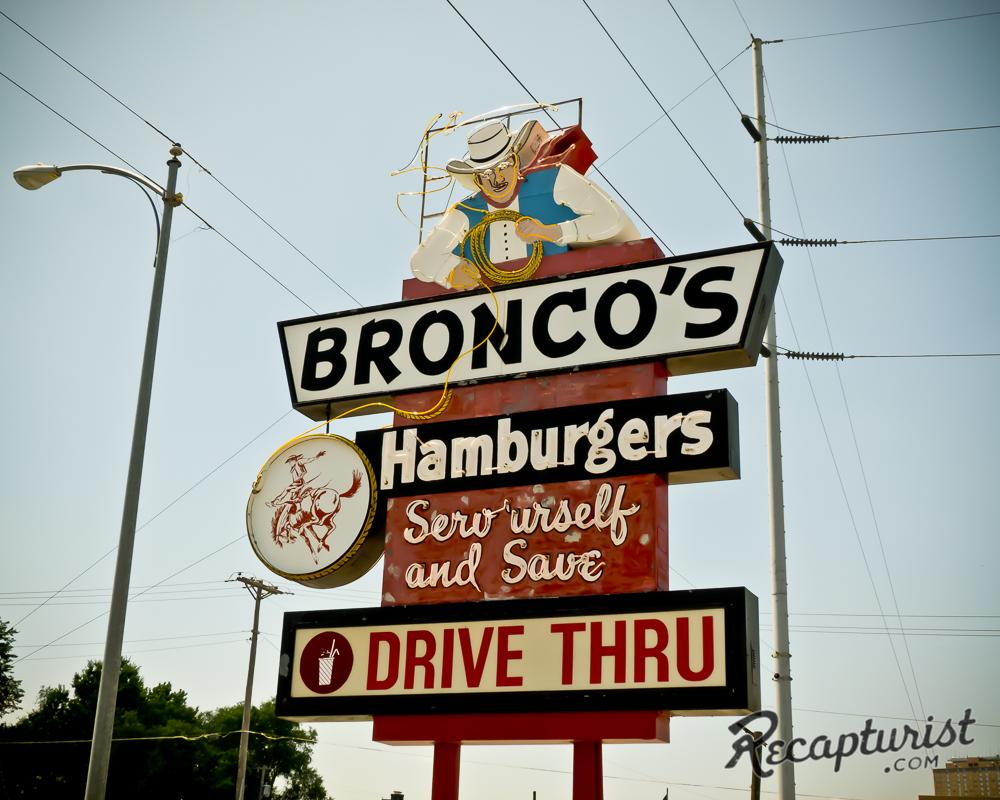 Bronco's Restaurant - Omaha, NE