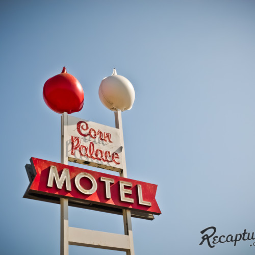 Corn Palace Motel - Mitchell, SD