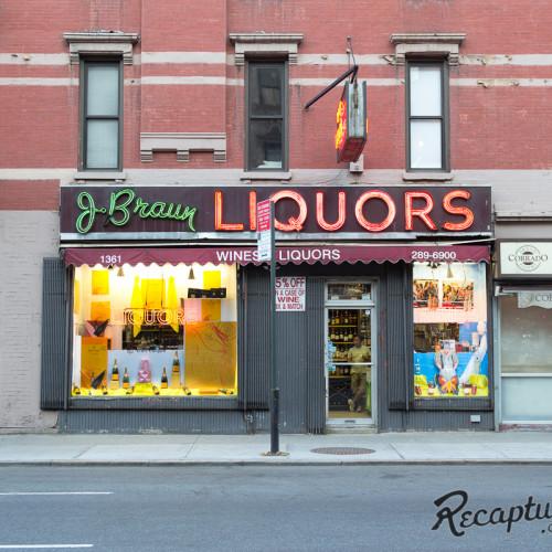 J. Braun Liquors (New York, NY)