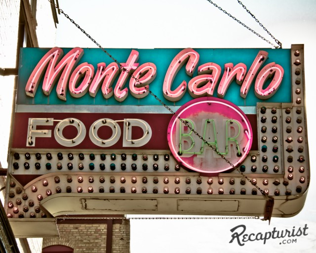 Used Cars Mn >> Monte Carlo (Minneapolis, MN) - Vintage Neon Signs