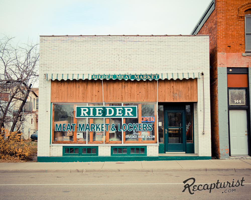 Rieder Meat Market (Delano, MN)