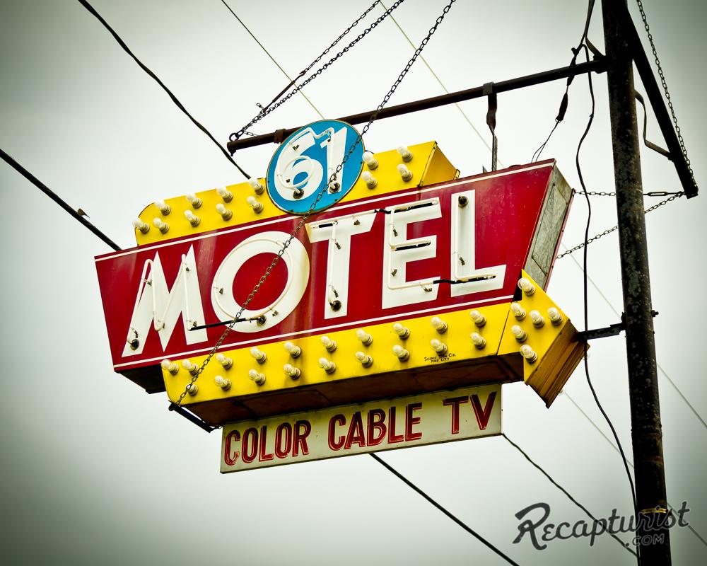 Sandstone 61 Motel (Sandstone, MN)