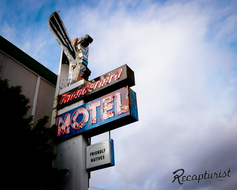 Thunderbird Motel (Seattle, WA)