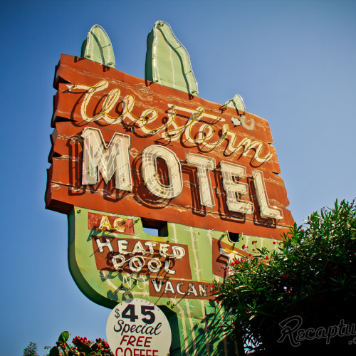 Western Motel - Santa Clara, CA