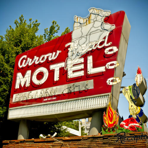 Arrow Head Motel - Columbia, MO