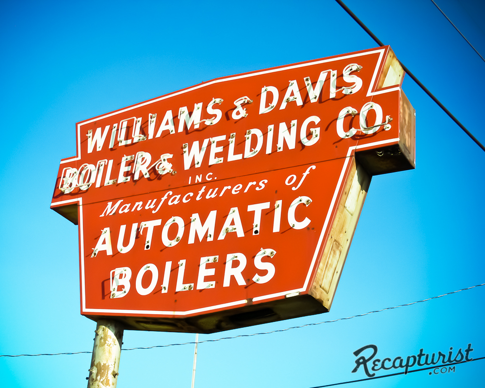Williams & Davis Boilers (Hutchins, TX)