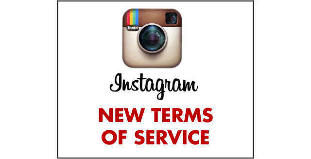 Instagram - New Terms of Service