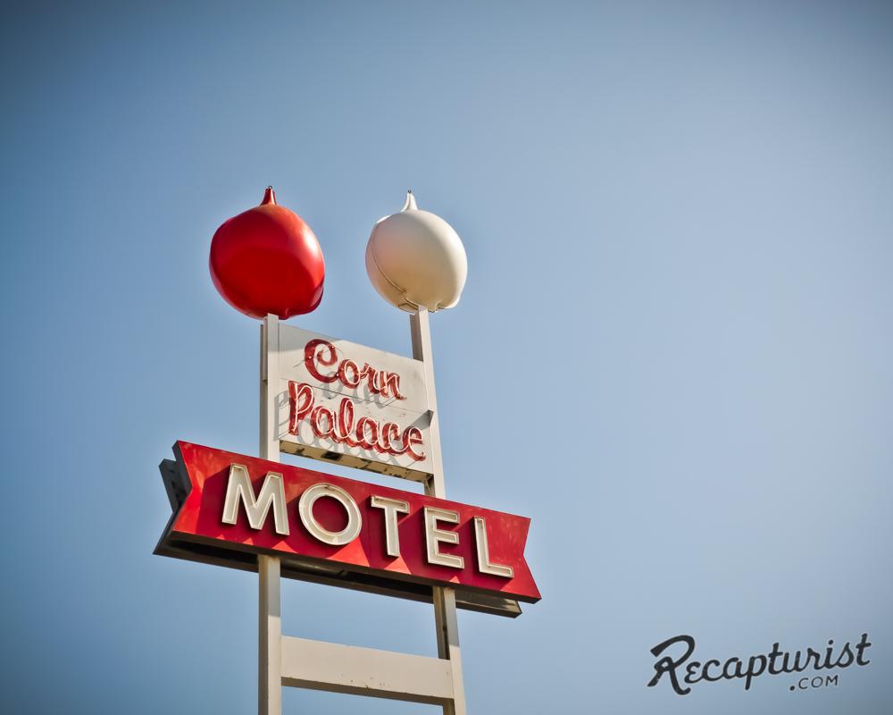 Corn Palace Motel - Mitchell, SD