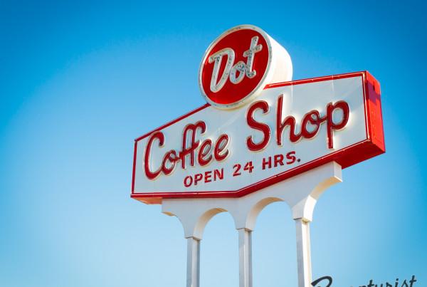 Dot Coffee Shop (Houston, TX)
