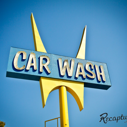 Five Points Car Wash (Whittier, CA)