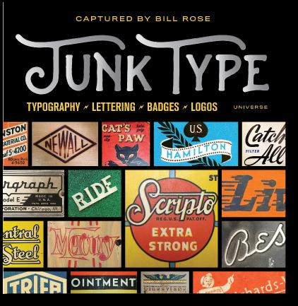 Junk Type Book