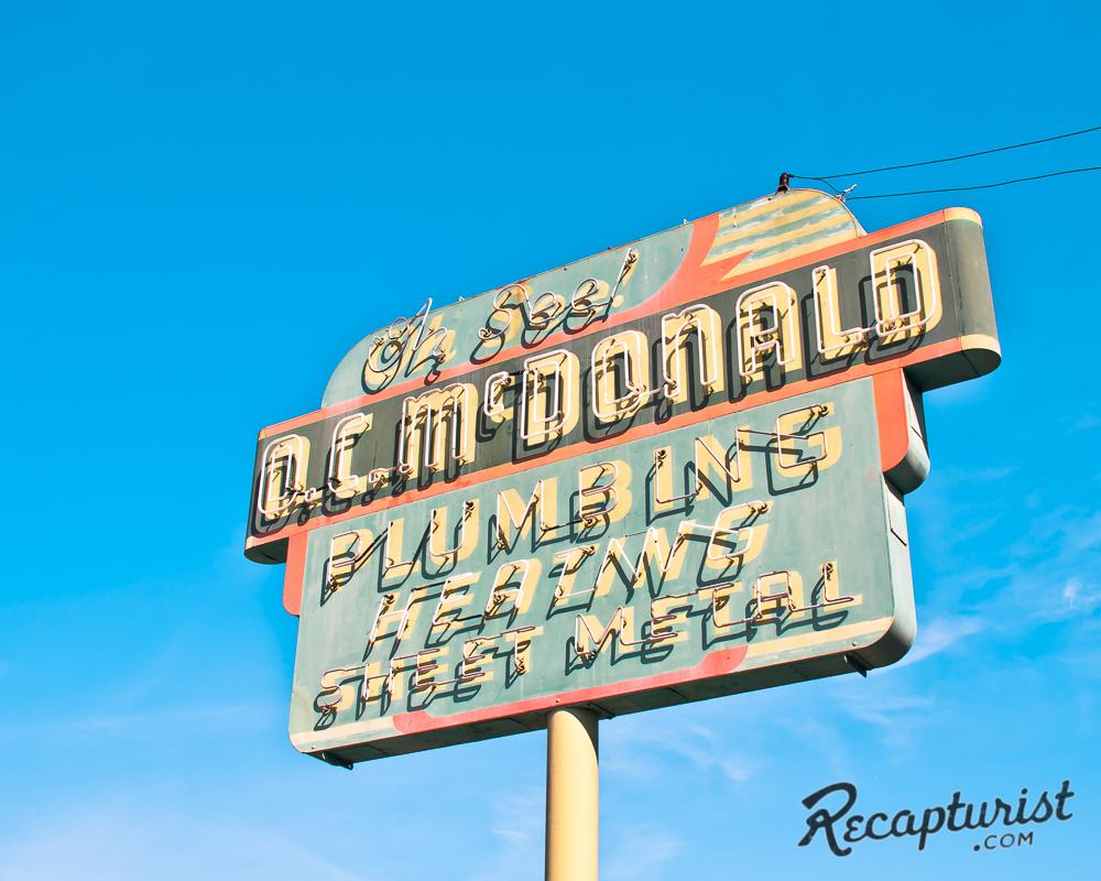 O.C. McDonald - San Jose, CA