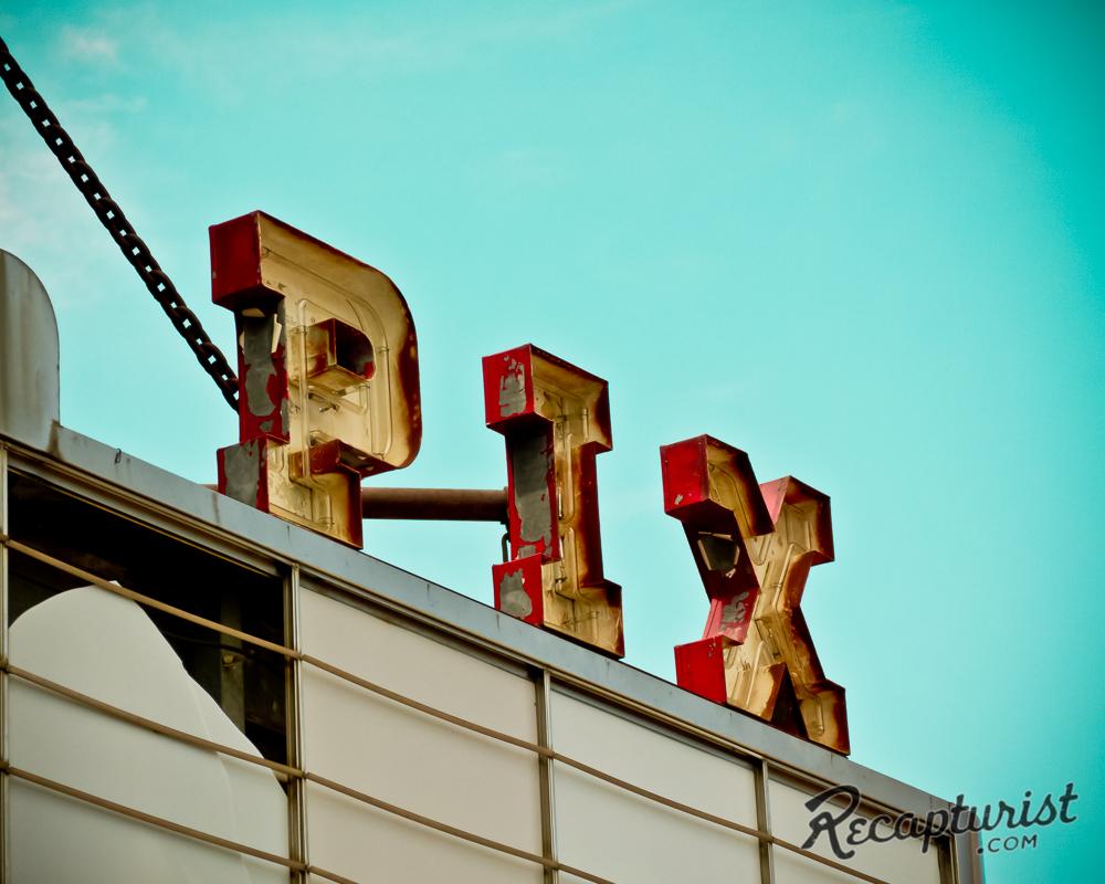 Pix Theater - Sleepy Eye, MN