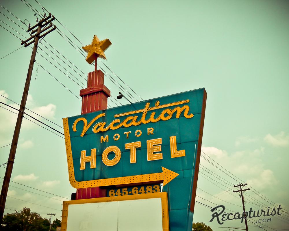 Vacation Motor Hotel (Clarksville, TN)